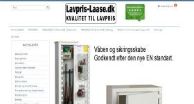 Lavpris-laasedk